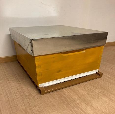 Achat ruche de couleur Oxyde jaune sur Savebee.be
