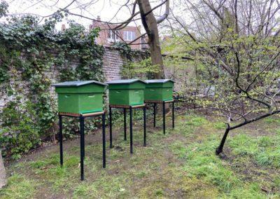 save bee ruche privative
