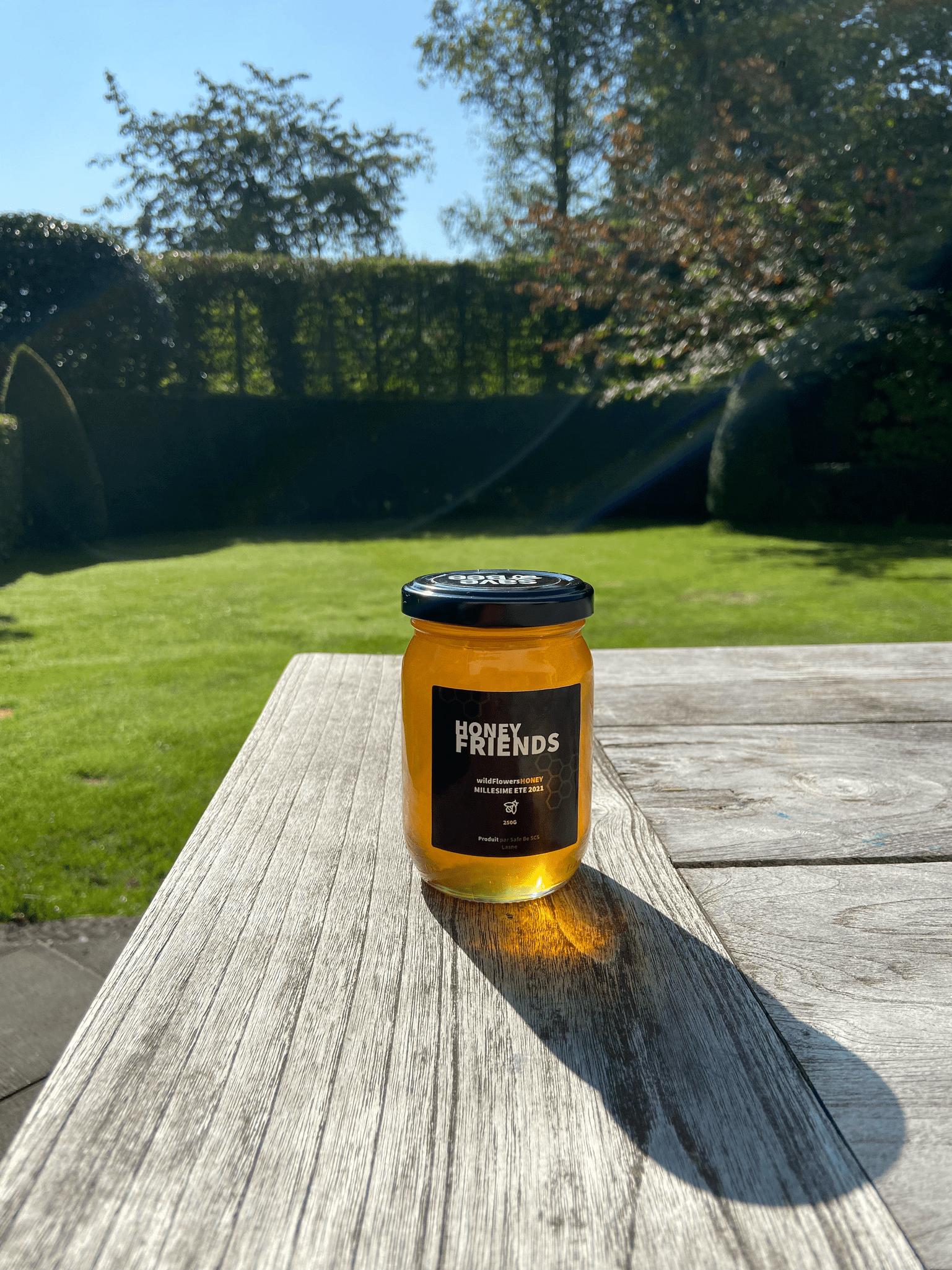 Miel nectar Save Bee 2021 sans sucre ajouté